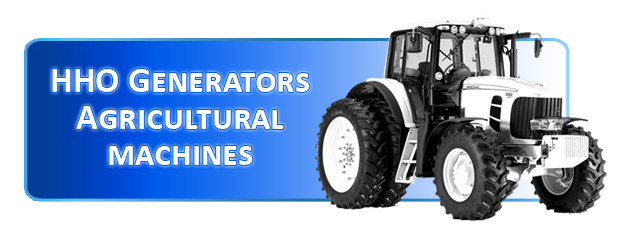 hho generators agricultural machines