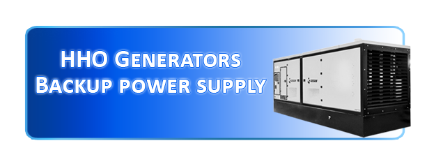 hho generators backup power supply