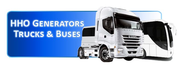 hho generators trucks buses